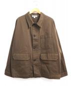 LANDLORD(ランドロード)の古着「ワークジャケット」 ブラウン
