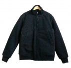 SAMURAI JEANS(サムライジーンズ)の古着「デニムタンカースジャケット」|インディゴ