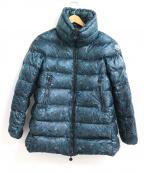 MONCLER(モンクレール)の古着「ダウンコート」|グリーン