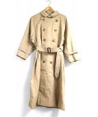 Burberrys(バーバリーズ)の古着「トレンチコート」 ベージュ