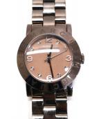 Marc by MarcJacobs(マークバイマークジェイコブス)の古着「腕時計 / リストウォッチ」 ピンク