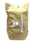 Mastermind JAPAN(マスターマインドジャパン)の古着「スカルプリントミリタリーバッグ」|オリーブ