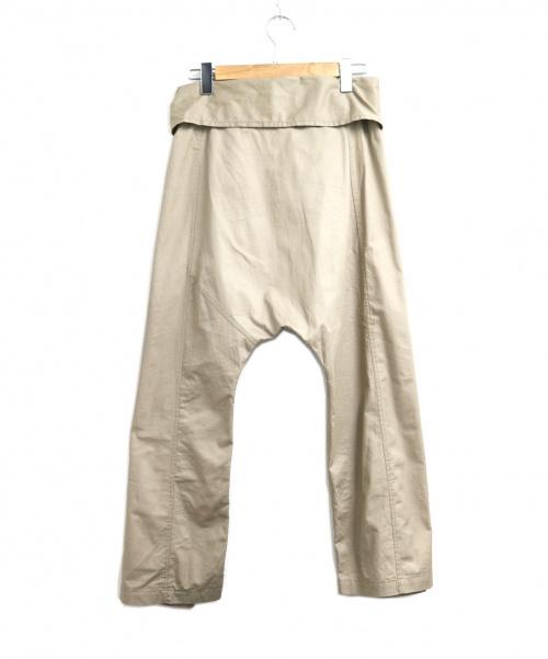 Engineered Garments(エンジニアードガーメンツ)Engineered Garments (エンジニアードガーメンツ) フィッシャーマンパンツ・ハイカウントツイル ベージュ サイズ:SIZE M  19SS・「Fisherman Pant - High Count Twill」の古着・服飾アイテム