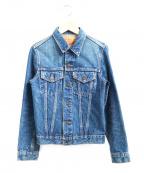 orSlow()の古着「デニムジャケット」 ブルー