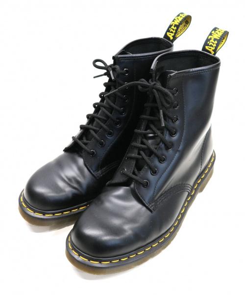 [OLD]Dr.Martens()[OLD]Dr.Martens (ドクターマーチン) 8ホールブーツ ブラック サイズ:UK9 1460の古着・服飾アイテム