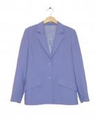 LEONARD(レオナール)の古着「カラーセットアップ」|ブルー