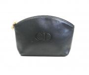 Christian Dior [OLD]CDロゴレザーポーチ