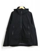 Marmot(マーモット)の古着「コモドジャケット」|ブラック