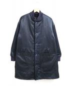 Engineered Garments(エンジニアードガーメンツ)の古着「リバーシブルコート」|ブラック
