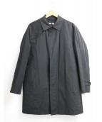 BURBERRY LONDON(バーバリーロンドン)の古着「キルティングライナー付ステンカラーコート」|カーキ