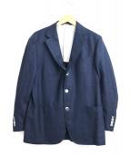 301/TRECHENTOUNO(トレチェントウノ)の古着「テーラードジャケット」|ネイビー