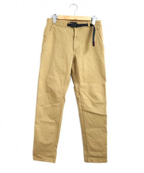 GRAMICCI(グラミチ)GRAMICCI (グラミチ) ナロークライミングパンツ ブラウン サイズ:Sの古着・服飾アイテム
