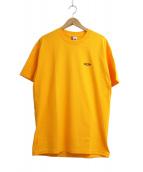 CHALLENGER(チャレンジャー)の古着「金魚プリントTシャツ」 オレンジ