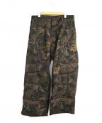 ts(s)(ティーエスエス)の古着「リアルツリーカモハンティングパンツ」 ブラウン