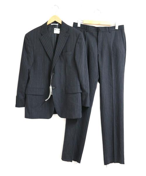 DURBAN(ダーバン)DURBAN (ダーバン) セットアップ2Bスーツ チャコールグレー サイズ:94AB4 未使用品 日本製の古着・服飾アイテム