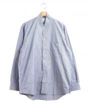 COMME des GARCONS SHIRT [OLD]スタンドカラーストライプシャツ