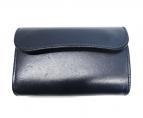 WILDSWANS(ワイルドスワンズ)の古着「中型 3つ折り財布」|ネイビー