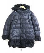 MONCLER(モンクレール)の古着「ダウンジャケット / ショートダウンコート」|ブラック