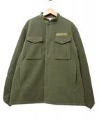 Johnbull(ジョンブル)の古着「モディファイM-51ジャケット」 カーキ