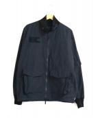 ELECTRIC COTTAGE(エレクトリックコテージ)の古着「サバイバルジャケット / ミリタリージャケット」|ブラック