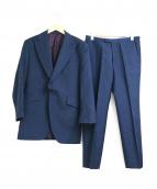 KENZO(ケンゾー)の古着「[OLD]1Bセットアップスーツ」|ネイビー
