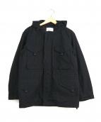 Johnbull(ジョンブル)の古着「M-65フィールドジャケット」|ブラック