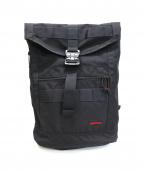 BRIEFING(ブリーフィング)の古着「リュック / ミッションフラップバックパック」|ブラック