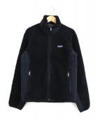 Patagonia(パタゴニア)の古着「レトロXフリースジャケット」|ブラック