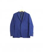 CORNELIANI(コルネリアーニ)の古着「テーラードジャケット」|ブルー