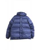 arctic explorer(アークティックエクスプローラー)の古着「ダウンジャケット」|ネイビー