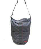 BRIEFING(ブリーフィング)の古着「リップストップナイロンショルダーバッグ」 ブラック