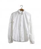 Francis T MOR.K.S(フランシストモークス)の古着「デザインシャツ」|ホワイト