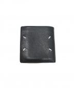 Maison Margiela()の古着「2つ折り財布」 ブラック