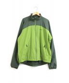 Patagonia(パタゴニア)の古着「ストレッチゼファージャケット」 グリーン