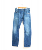 Denham(デンハム)の古着「スキニーデニムパンツ」|インディゴ