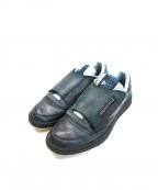REEBOK CLASSIC(リーボック クラシック)の古着「クラブシー スタンパー」 ブラック