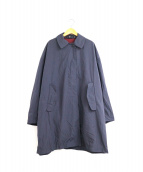 UNIQLO+J(ユニクロ プラスジェイ)の古着「オーバーサイズライトコート」|グレー