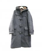 LONDON Tradition(ロンドントラディション)の古着「英国製ロングダッフルコート」|グレー
