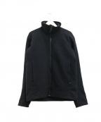 ARCTERYX VEILANCE(アークテリクス ヴェイランス)の古着「中綿ウールジャケット」|ブラック