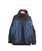 F.C.R.B.(エフシーレアルブリストル)の古着「2イン1ツアージャケット」|ネイビー×ブラック