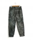 NikeLab(ナイキラボ)の古着「トラックパンツ」 グリーン