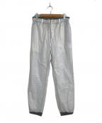 sacai()の古着「ナイロントラックパンツ」 ホワイト