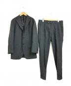 RING JACKET(リングジャケット)の古着「段返り3ボタンスーツ」 グレー