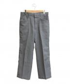 LEVI'S(リーバイス)の古着「[古着]サイドラインアクションスタプレパンツ」|グレー
