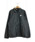 ()の古着「JDI ウーブンコーチジャケット」 ブラック