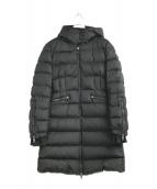 ()の古着「ベチュロン ダウンコート」 ブラック