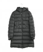 MONCLER(モンクレール)の古着「ベチュロン ダウンコート」 ブラック
