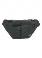 PORTER(ポーター)の古着「タンカーウエストバッグ」|ブラック