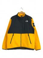 ()の古着「デナリフリースジャケット」|イエロー×ブラック
