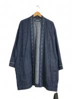 NEIGHBORHOOD(ネイバーフッド)の古着「デニムガウンシャツ」|インディゴ